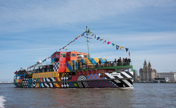 Sir Peter Blake: Everybody Razzle Dazzle | Liverpool Biennial of ...